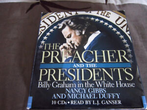 The Preacher and the Presidents.    Billy Graham