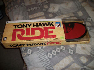 Brand New In The Box TONY HAWK: Ride Bundle With Skateboard
