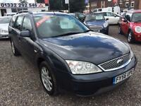 2006 FORD MONDEO 2.0TDCi 115 LX [Euro 4] DIESEL ESTATE