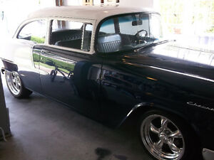 Wanted 1955 Chevrolet to 1969 Chevrolet Classic Muscle Car