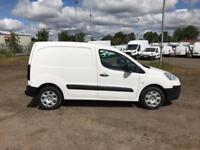 Peugeot Partner L1 850 S 1.6 92PS (SLD) EURO 5 DIESEL MANUAL WHITE (2014)
