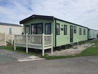 Static caravan for sale ocean edge Holiday park Lancaster Morecambe 12 month season!!