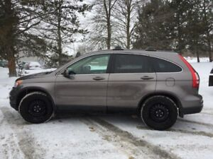 2011 Honda CRV EX-L with Heated Seats and Remote Car Starter