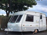 2-3 berth caravan