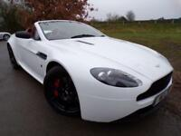 2008 Aston Martin Vantage 2dr Sportshift Sat Nav! Full Aston Martin SH! 2 do...