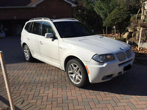 2007 BMW X3 X3 3.0SI M Package SUV, Crossover