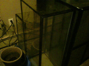 "NEED GONE 38GAL AQUARIUM TANK 36"" x 12"" x 18"