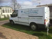 caravan cleaning uk