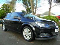 VAUXHALL ASTRA 1.9CDTi DIESEL 2008 SXI SPORT HATCH COMPLETE WITH M.O.T HPI CLEAR