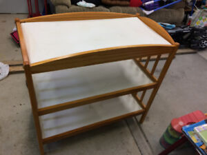 3 tier baby changing table