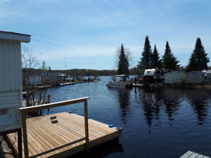 2 bedroom Short Term Rental with waterfront