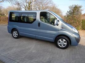 Vauxhall Vivaro Automatic Ricon Lift Wheelchair Disabled Access MPV WAV