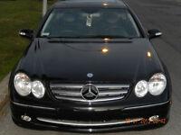 M-Benz CLK Coupé (une Aubaine)