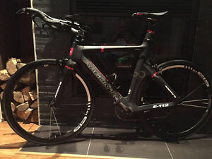 Argon 18 E-112 triathlon