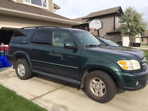 REDUCED RELIABLE 2001 LIMITED SEQUOIA