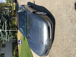 2004 Chevrolet Corvette Basic Convertible