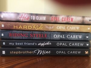 Opal Carew Books