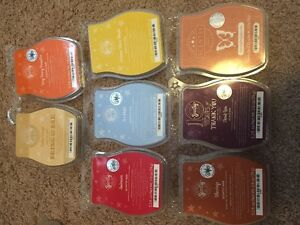Scentsy bars 12 for $55 or $5 each