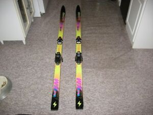 Men's  Blizzard Downhill skis and Nordica  boots