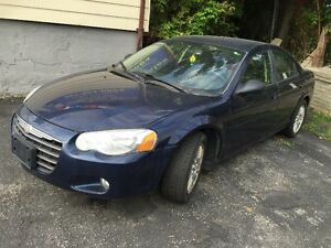 2005 Chrysler Sebring Sedan LOW 12700KM