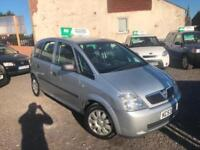 2004 53 VAUXHALL MERIVA 1.6i 16v LIFE 5 DOOR MPV GREAT RUNNER