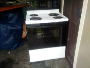 Kenmore stove