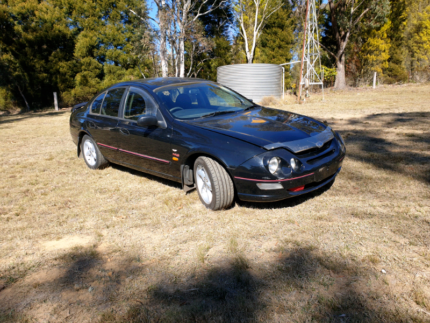 1999 Ford Falcon Au XR8 Clarence Lithgow Area Preview