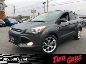 2015 Ford Escape Titanium  - Ex-lease -  - Navigation