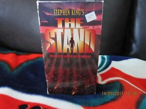 VHS MOVIE 'THE STAND'