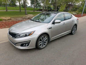 2014 Kia Optima SX Turbo No Accidents