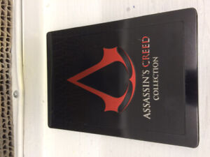 Collectors Edition Assassin's creed steel book