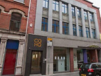 Co-Working * Waring Street - BT2 * Shared Offices WorkSpace - Belfast