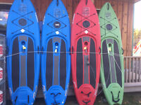 Used Stand up Paddle Boards SUPs