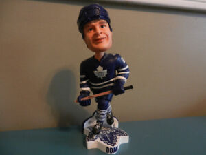 Toronto Maple Leafs Tie Domi Bobblehead LTD 106/250 Broken