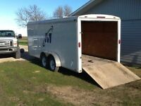 Cheapest enclosed trailer around