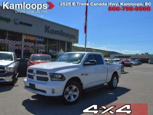 2015 Ram 1500 Sport  - Bluetooth - Low Mileage