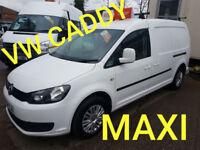 Volkswagen Caddy Maxi 1.6TDI ( 102PS ) C20 Maxi Trendline