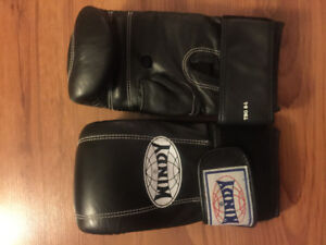 Windy gloves for boxing or Muay Thai - like new
