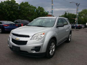 2010 CHEVROLET EQUINOX 4 CYLINDERS FULLY LOADED