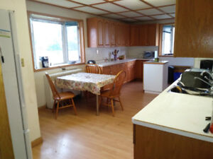 Downtown furnished rooms &free parking available immediately