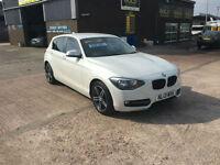 2013 BMW 118D SPORT,6 SPEED,STOP START, TURBO DIESEL