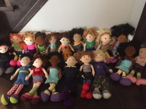 Groovy Girl Dolls and House Accessories