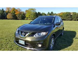 2014 Nissan Rogue YES SUV, Crossover