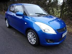 Suzuki Swift 1.2 ( 93bhp ) SZ4 2013 Cheap Tax PRESTON