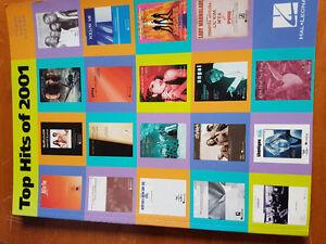 Music books - Piano vocal guitar ad2