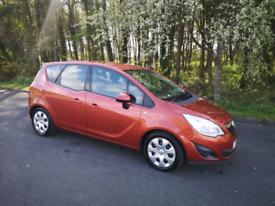 2012 Vauxhall Meriva 1.7cdti Low Miles