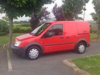 07 ford transit connect full mot and service history