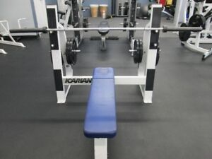 COMMERICAL FLAT BENCH