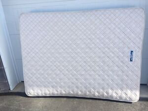 Beautiful Size Queen Mattress and Box Spring