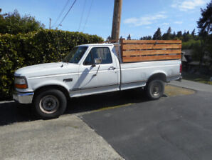 1996 Ford F250 Truck for sale